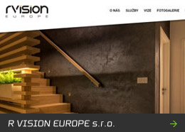 R VISION EUROPE s.r.o.