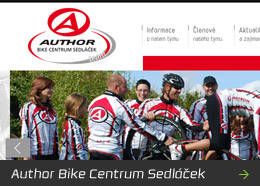 Author Bike Centrum Sedláček
